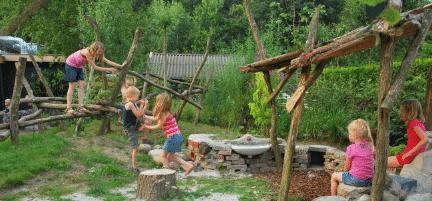 Camperplaatsen Drenthe - Camping de Berken